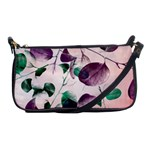 Spiral Eucalyptus Leaves Shoulder Clutch Bags