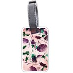 Spiral Eucalyptus Leaves Luggage Tags (One Side)