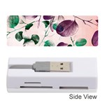 Spiral Eucalyptus Leaves Memory Card Reader (Stick)