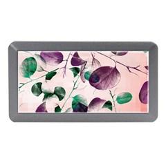 Spiral Eucalyptus Leaves Memory Card Reader (mini) by DanaeStudio