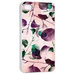 Spiral Eucalyptus Leaves Apple iPhone 4/4s Seamless Case (White)