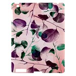 Spiral Eucalyptus Leaves Apple iPad 3/4 Hardshell Case