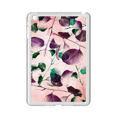 Spiral Eucalyptus Leaves Ipad Mini 2 Enamel Coated Cases