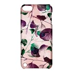 Spiral Eucalyptus Leaves Apple iPod Touch 5 Hardshell Case with Stand