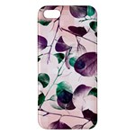 Spiral Eucalyptus Leaves Apple iPhone 5 Premium Hardshell Case