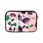 Spiral Eucalyptus Leaves Apple iPad Mini Zipper Cases