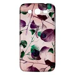 Spiral Eucalyptus Leaves Samsung Galaxy Mega 5 8 I9152 Hardshell Case  by DanaeStudio