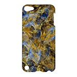 Antique Anciently Gold Blue Vintage Design Apple iPod Touch 5 Hardshell Case