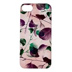 Spiral Eucalyptus Leaves Apple iPhone 5S/ SE Hardshell Case