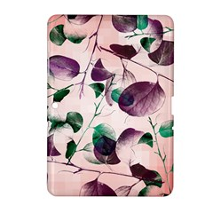 Spiral Eucalyptus Leaves Samsung Galaxy Tab 2 (10 1 ) P5100 Hardshell Case