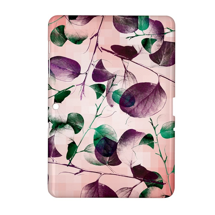 Spiral Eucalyptus Leaves Samsung Galaxy Tab 2 (10.1 ) P5100 Hardshell Case