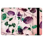 Spiral Eucalyptus Leaves iPad Air Flip