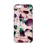 Spiral Eucalyptus Leaves Apple iPhone 6/6S Hardshell Case