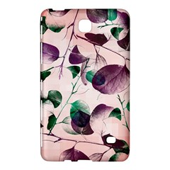 Spiral Eucalyptus Leaves Samsung Galaxy Tab 4 (7 ) Hardshell Case  by DanaeStudio