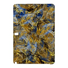 Antique Anciently Gold Blue Vintage Design Samsung Galaxy Tab Pro 12 2 Hardshell Case by designworld65