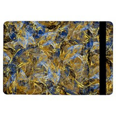 Antique Anciently Gold Blue Vintage Design Ipad Air Flip by designworld65