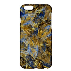 Antique Anciently Gold Blue Vintage Design Apple Iphone 6 Plus/6s Plus Hardshell Case