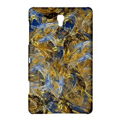Antique Anciently Gold Blue Vintage Design Samsung Galaxy Tab S (8 4 ) Hardshell Case  by designworld65
