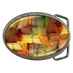 Indian Summer Funny Check Belt Buckles