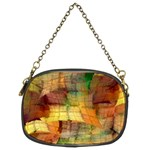 Indian Summer Funny Check Chain Purses (Two Sides)