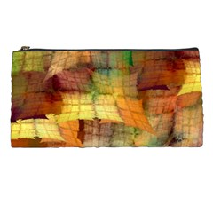 Indian Summer Funny Check Pencil Cases by designworld65