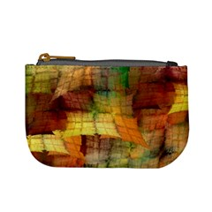 Indian Summer Funny Check Mini Coin Purses