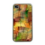 Indian Summer Funny Check Apple iPhone 4 Case (Clear) Front
