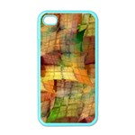 Indian Summer Funny Check Apple iPhone 4 Case (Color)