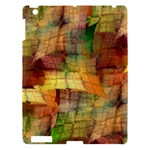 Indian Summer Funny Check Apple iPad 3/4 Hardshell Case