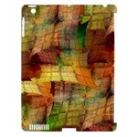 Indian Summer Funny Check Apple iPad 3/4 Hardshell Case (Compatible with Smart Cover)