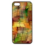 Indian Summer Funny Check Apple iPhone 5 Seamless Case (Black)