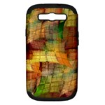 Indian Summer Funny Check Samsung Galaxy S III Hardshell Case (PC+Silicone)