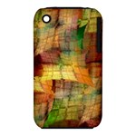 Indian Summer Funny Check Apple iPhone 3G/3GS Hardshell Case (PC+Silicone)