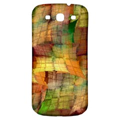 Indian Summer Funny Check Samsung Galaxy S3 S Iii Classic Hardshell Back Case by designworld65