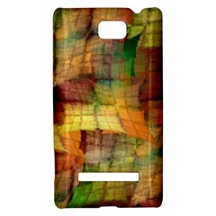 Indian Summer Funny Check HTC 8S Hardshell Case