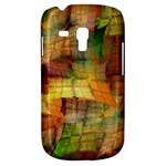 Indian Summer Funny Check Samsung Galaxy S3 MINI I8190 Hardshell Case