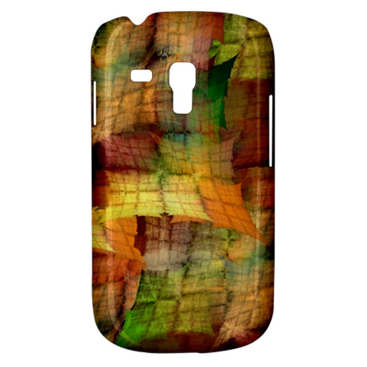 Indian Summer Funny Check Samsung Galaxy S3 MINI I8190 Hardshell Case