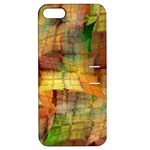Indian Summer Funny Check Apple iPhone 5 Hardshell Case with Stand