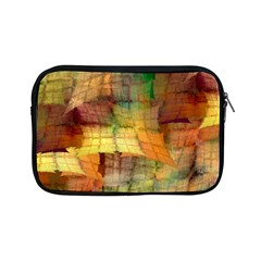 Indian Summer Funny Check Apple Ipad Mini Zipper Cases by designworld65