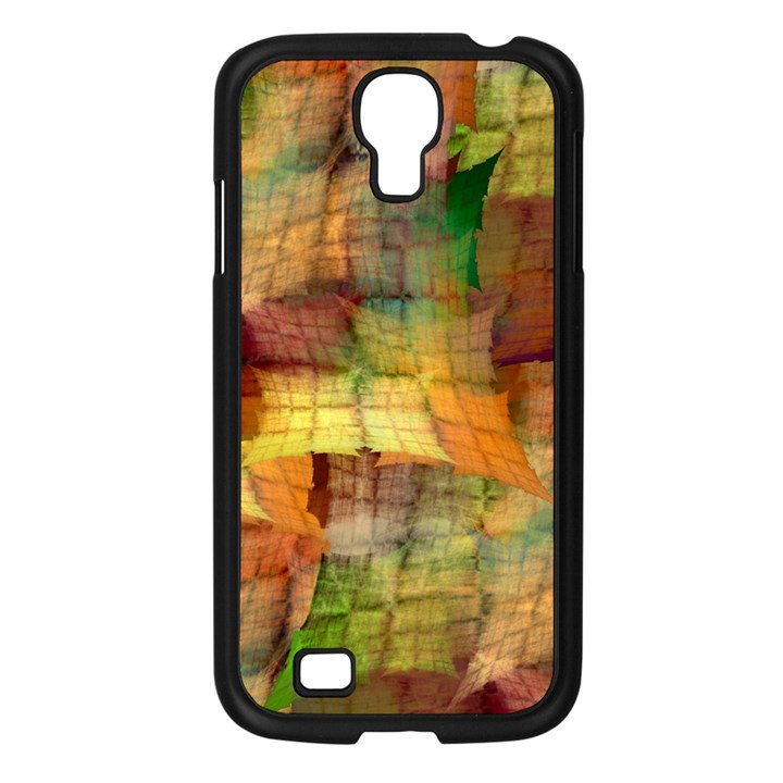Indian Summer Funny Check Samsung Galaxy S4 I9500/ I9505 Case (Black)