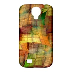 Indian Summer Funny Check Samsung Galaxy S4 Classic Hardshell Case (pc+silicone) by designworld65