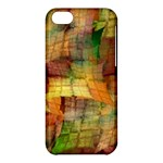 Indian Summer Funny Check Apple iPhone 5C Hardshell Case