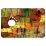 Indian Summer Funny Check Kindle Fire HDX Flip 360 Case