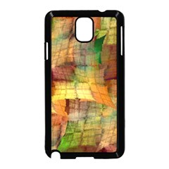 Indian Summer Funny Check Samsung Galaxy Note 3 Neo Hardshell Case (black) by designworld65