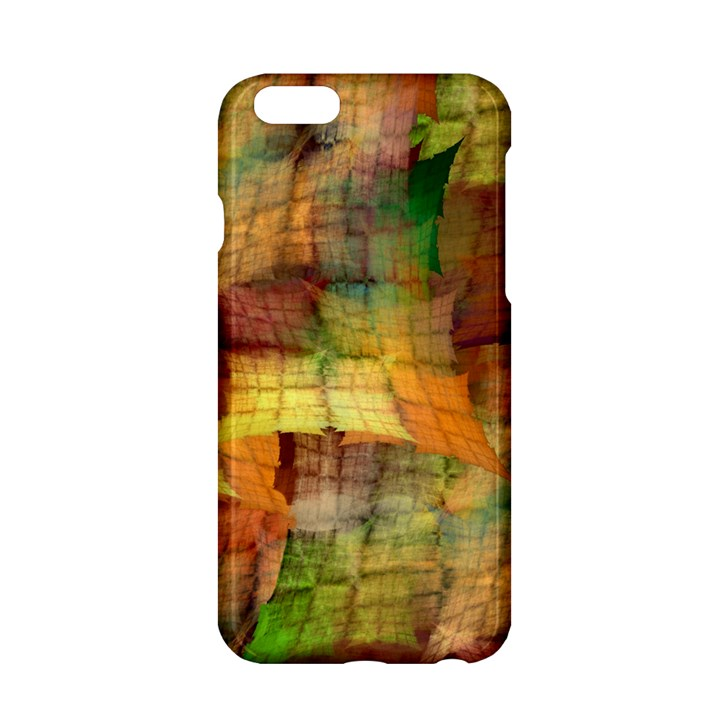 Indian Summer Funny Check Apple iPhone 6/6S Hardshell Case