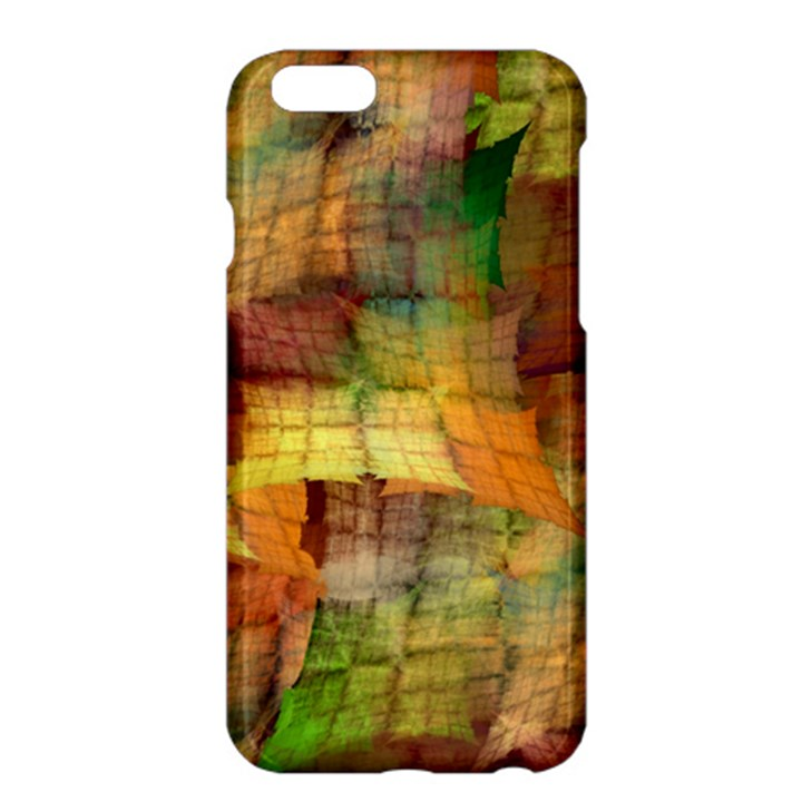 Indian Summer Funny Check Apple iPhone 6 Plus/6S Plus Hardshell Case