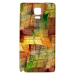 Indian Summer Funny Check Galaxy Note 4 Back Case