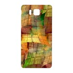 Indian Summer Funny Check Samsung Galaxy Alpha Hardshell Back Case