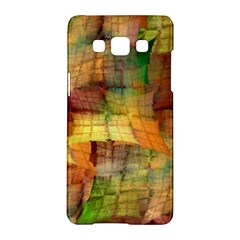 Indian Summer Funny Check Samsung Galaxy A5 Hardshell Case