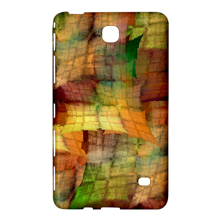 Indian Summer Funny Check Samsung Galaxy Tab 4 (8 ) Hardshell Case